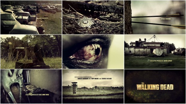 walking dead titles