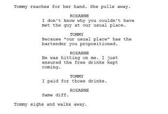 Goodnight Love script