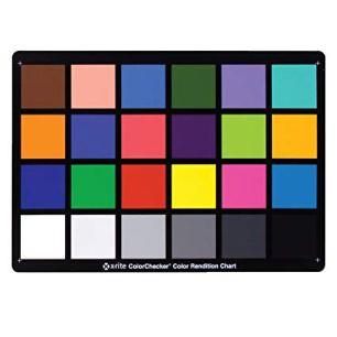 color check card