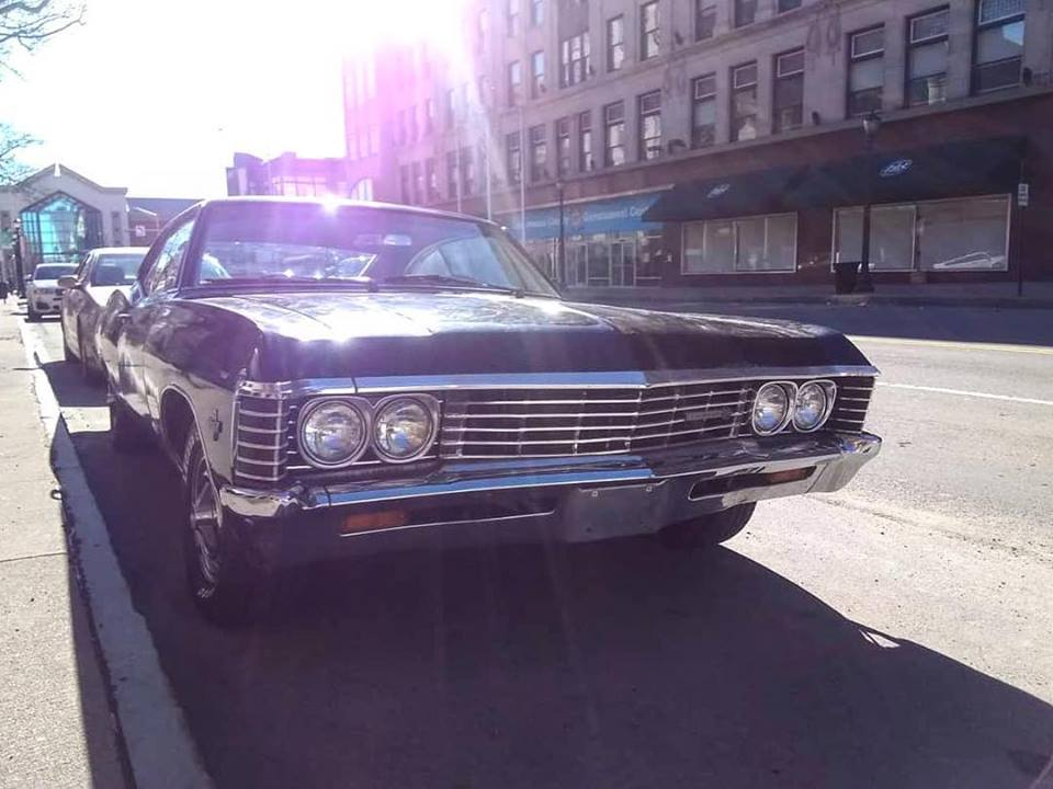 1967 Impala at NEPA FF